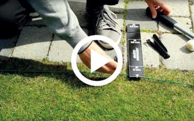 Comment installer le robot tondeuse en 5 étapes ?