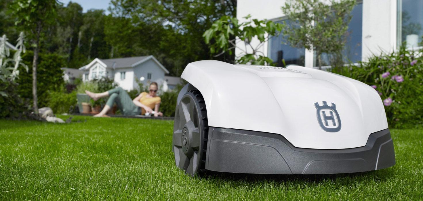 Robots tondeuses pour petits jardins (<1000m2)