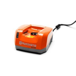 Chargeur batterie Husqvarna QC 500 Mon Mouton